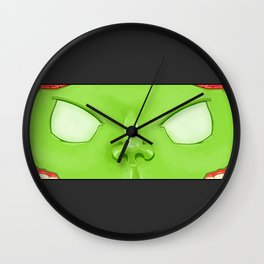 Tiny Monsters : Zombie Wall Clock