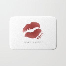 MUA *Makeup Artist Bath Mat