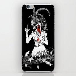No God But Thyself iPhone Skin
