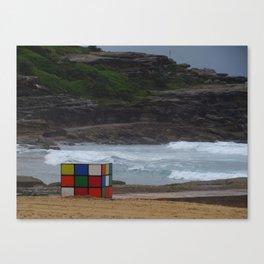 Lost Puzzle II Canvas Print