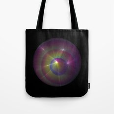 Light of a Different World Tote Bag
