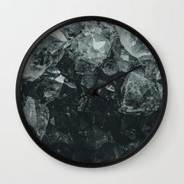 Dark Crystal Wall Clock