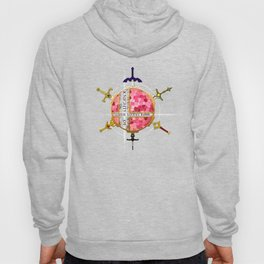 Knights of Super Smash Bros. [Red] Hoody