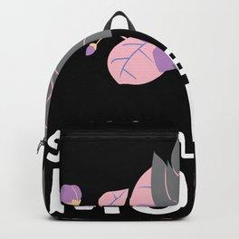 Succulent Mom Backpack
