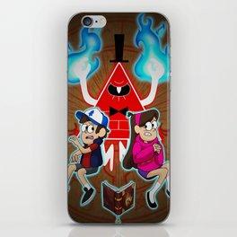 Dream Demon iPhone Skin