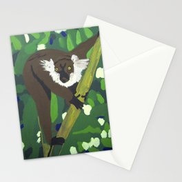 The Lost Monkey Stationery Cards