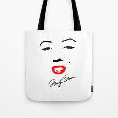 Marilyn Monroe! Tote Bag