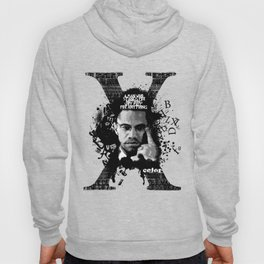 Malcolm X Stand Tall Hoody