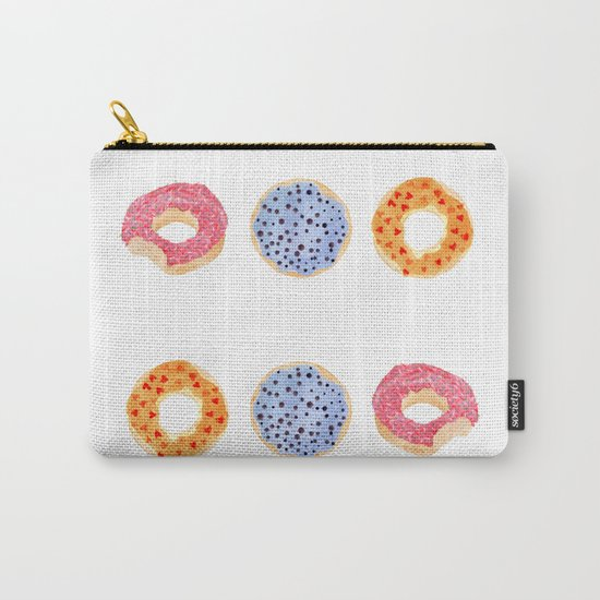 doughnut selection Carry-All Pouch
