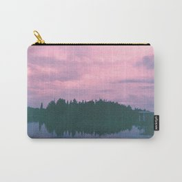 Rose island sunsets Carry-All Pouch