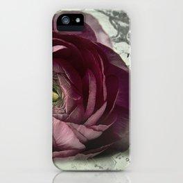 lettre d'amour iPhone Case