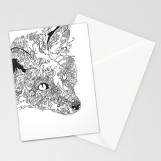 Her Complicated Nature I Stationery Cards