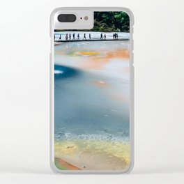 The Ants go Marching   Rotorua, New Zealand Clear iPhone Case