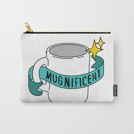 Mugnificent the Maginificent Mug Carry-All Pouch