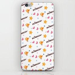 Pattern Milanesa iPhone Skin