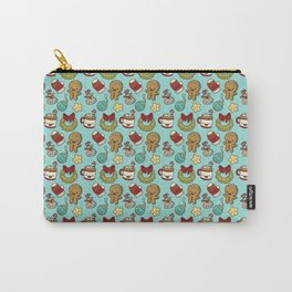 Cookie Holidays Carry-All Pouch