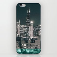 Chicago | Project L0̷SS   iPhone & iPod Skin