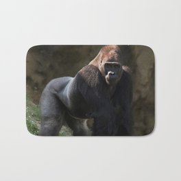 Gorilla Chief Bath Mat