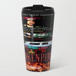 Frankenpimp (2009 ) - 'Original Worldwide Movie Poster' Travel Mug