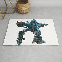 Optimus Prime Autobot Transformer Rug