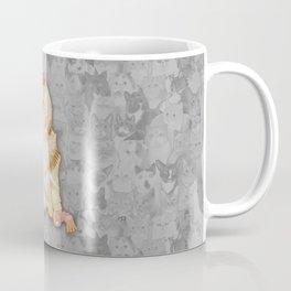 Peaches Revision Coffee Mug