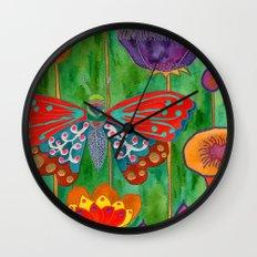 Shinjitai Wall Clock