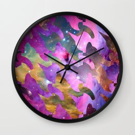 Tessellation1  Wall Clock