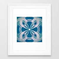 infinity Framed Art Prints featuring Infinity by Enrico Guarnieri 'Ico-dY'