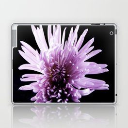 Large Purple Chrysanthemum-1 Laptop & iPad Skin