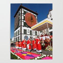 Religious festival Poster