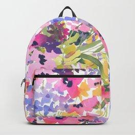 Pink Lavender Backpack