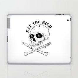 Eat The Rich Laptop & iPad Skin