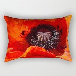 Georgia, Ode to, by Mandy Ramsey Rectangular Pillow