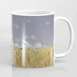 on a meadow Coffee Mug