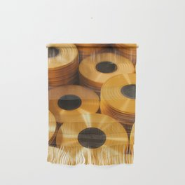 Vinyl Collection Wall Hanging