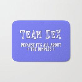 Team Dex Bath Mat