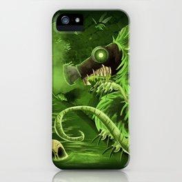 The Four Horsemen: Pestilence iPhone Case