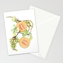 Cantaloupe Desire Stationery Cards