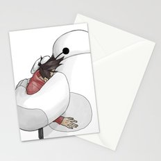 MARSHMALLOW HUG Stationery Cards