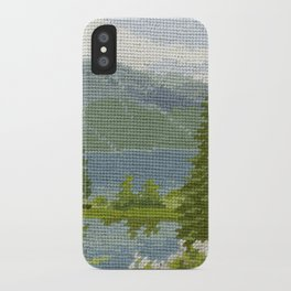 Found Tapestry iPhone Case
