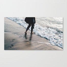 [VEW] Jalan Canvas Print