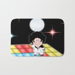 Saturday Night Fever Bath Mat
