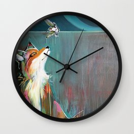 Return to Joy Wall Clock