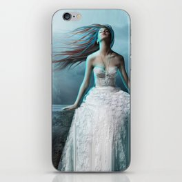 Lost forever iPhone Skin