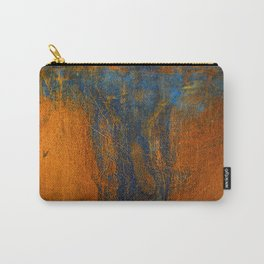 Rust Two Carry-All Pouch