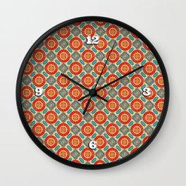 Persian Seal Wall Clock