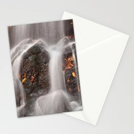 Avalon Falls Close-up Stationery Cards