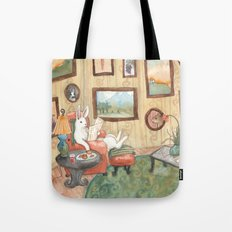 The Art Collector Tote Bag