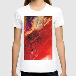 Autumn Abstract T-shirt