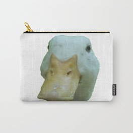 Peeking Duck Vector Carry-All Pouch